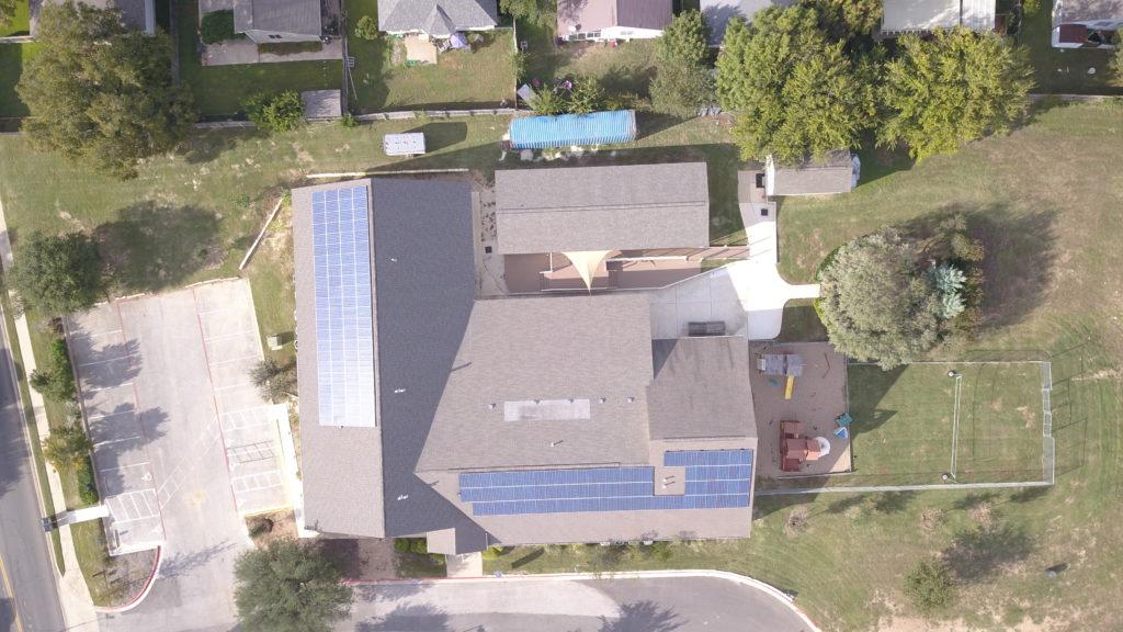 True Life Church Solar Powered Church